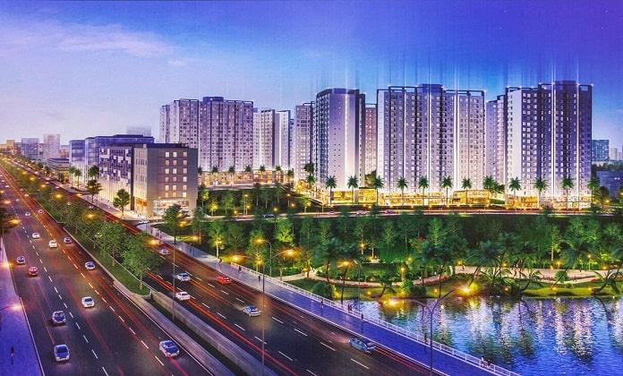 Akari City - Ánh sáng trong lòng thành phố