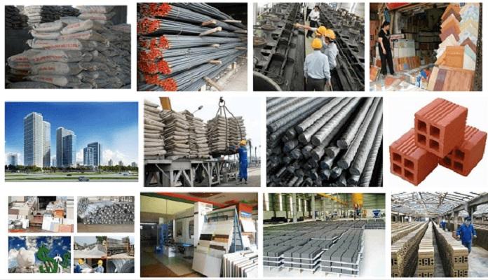Có sự chênh lệch giá vật liệu xây dựng giữa các khu vực khác nhau