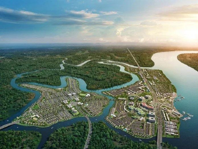 Giới thiệu dự án Aqua city Novaland đồng nai