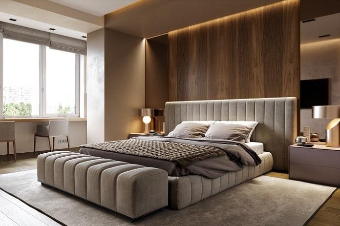 Hướng dẫn xem kích thước phòng ngủ chuẩn lỗ ban