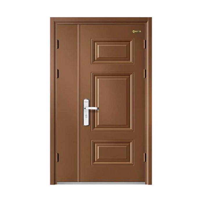 Lựa chọn kích thước cửa chính 2 cánh : 1 cánh to 1 cánh bé sao cho phù hợp nhất