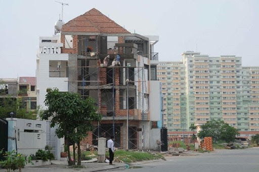 Mỗi một khu vực lại có những điều kiện xây dựng riêng