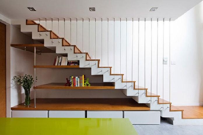 Cầu thang bao nhiêu bậc là tốt nhất