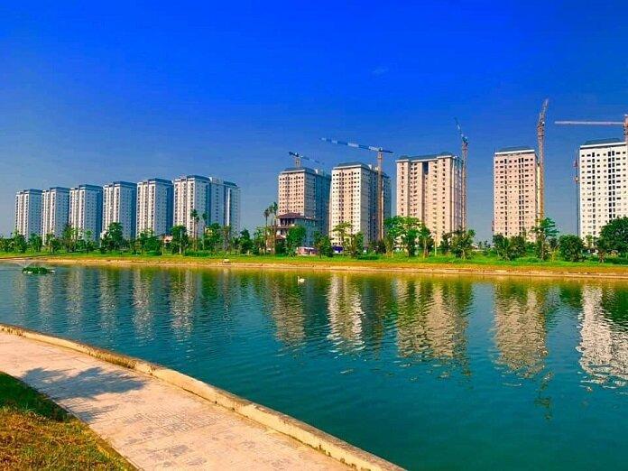 Chính sách và giá bán khu đô thị Thanh Hà