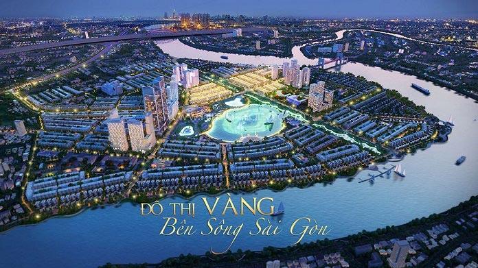 Dự án vàng bên cạnh sống Sài Gòn - sự lựa chọn cho cuộc sống văn minh