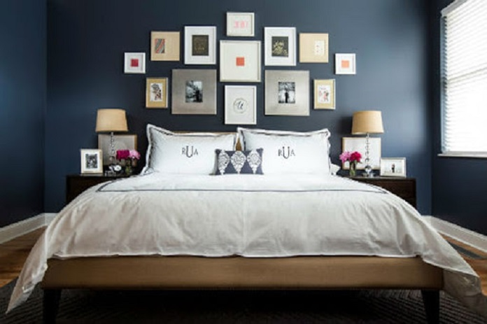 Gợi ý những loại tranh treo phòng ngủ