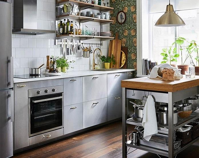 Gợi ý thiết kế nhà bếp và nhà vệ sinh