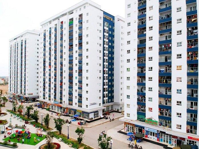 Khu chung cư Thanh Hà