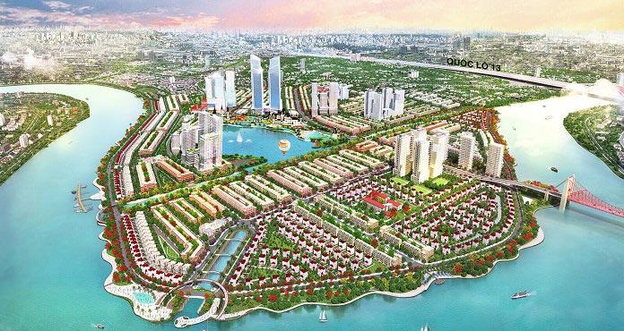 Khu đô thị Vạn Phúc City - nơi thăng hoa cuộc sống