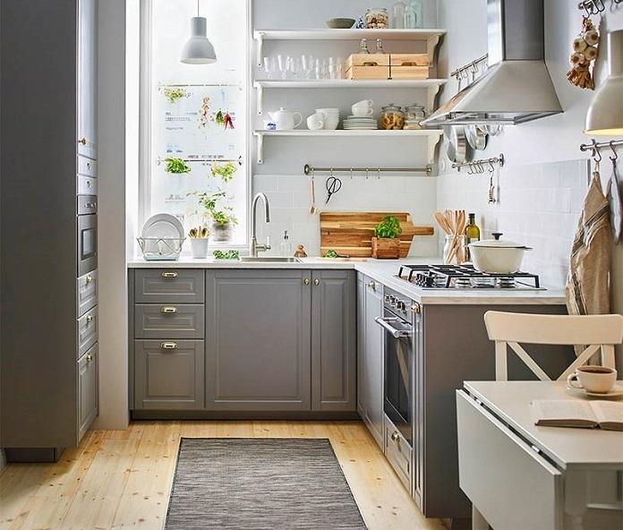 Lưu ý khi thiết kế bếp và nhà vệ sinh