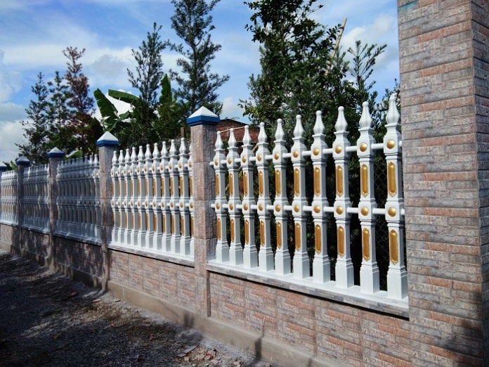Tường rào bê tông ly tâm