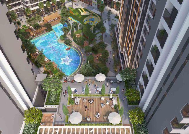 Tiến độ của dự án Safira Khang Điền đang tiến triển theo đúng kế hoạch ban đầu